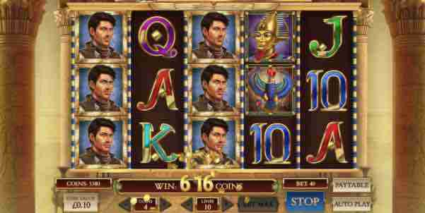 Book of Dead Video Slot Game Win